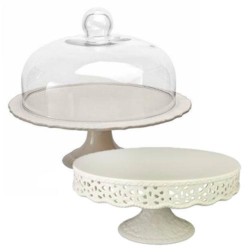 Pie-de-Tortas-y-Campanas-de-porcelana