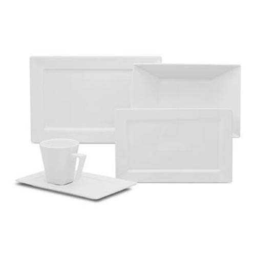 plato rectangular