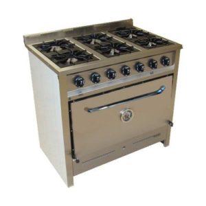 Cocina 6 hornallas