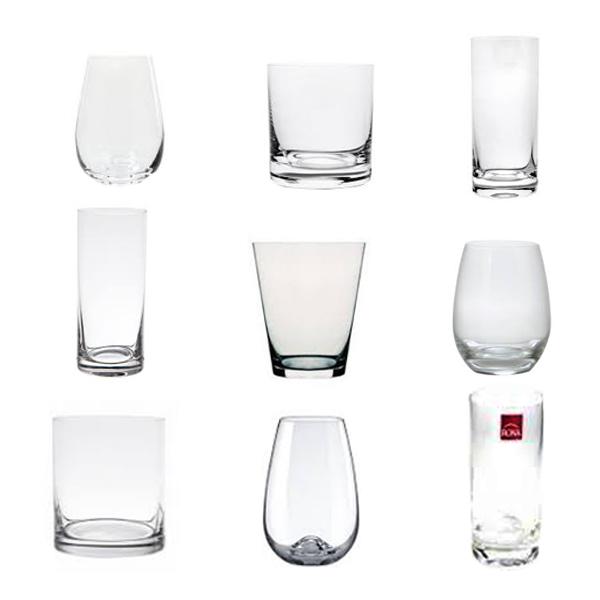 Vasos cristal gastronomia gonzalez - Vasos grandes cristal ...