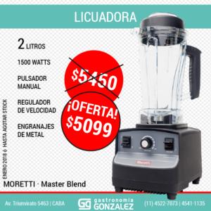 OFERTAS_Moretti-Licuadora